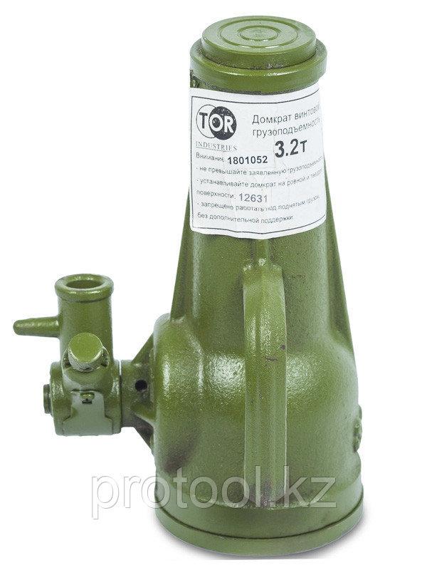 Домкрат винтовой TOR ДВ 3,2 т