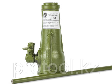 Домкрат винтовой TOR ДВ 2,0 т 215-485 мм, фото 2