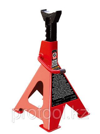 Подставка страховочная TOR 6T 395-613MM T46001, фото 2