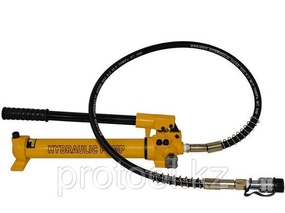 Насос ручной гидравлический TOR HHB-700C, фото 2
