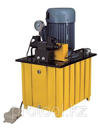 Насос электрогидравлический TOR HHB-630B-III (380V/3PH/1.5KW), фото 2