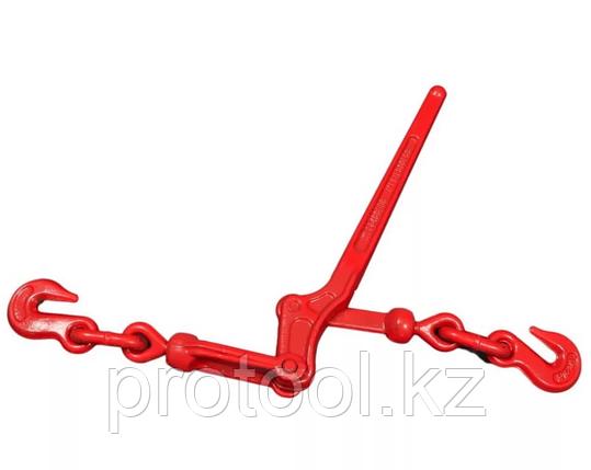Стяжка цепная TOR тип S (талреп с рычагом), 8-10мм 2450кг (5400LBS), фото 2
