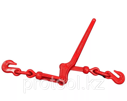 Стяжка цепная TOR тип S (талреп с рычагом), 10мм-13мм 4170кг (9200LBS), фото 2