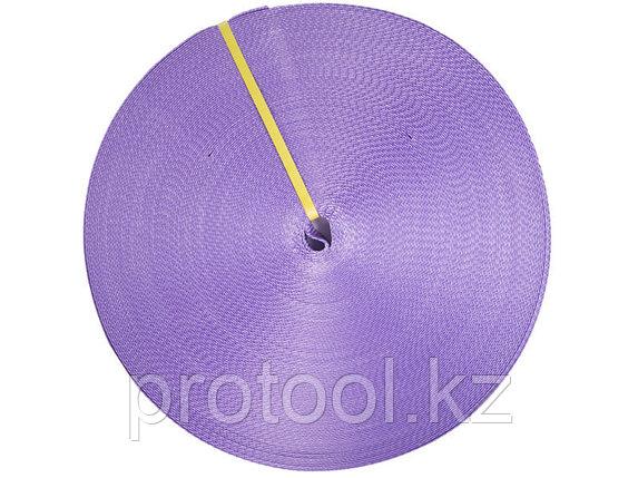 Лента текстильная TOR 5:1 30 мм 3000 кг (фиолетовый), фото 2