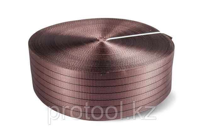 Лента текстильная TOR 6:1 180 мм 21000 кг (коричневый), фото 2