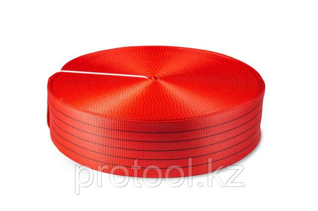 Лента текстильная TOR 6:1 125 мм 17500 кг (красный), фото 2
