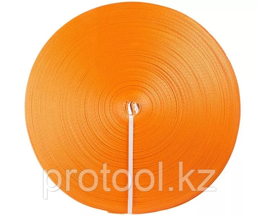 Лента текстильная TOR 6:1 200 мм 35000 кг (оранжевый), фото 2
