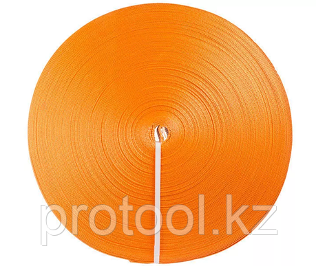 Лента текстильная TOR 7:1 300 мм 45000 кг (оранжевый), фото 2
