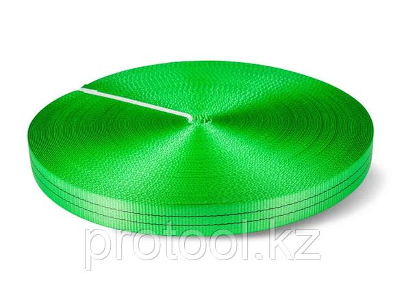 Лента текстильная TOR 7:1 60 мм 9000 кг (зеленый), фото 2