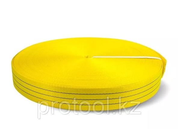Лента текстильная TOR 7:1 90 мм 13500 кг (желтый), фото 2