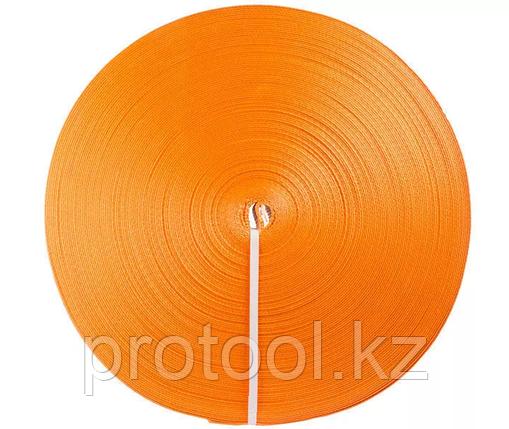 Лента текстильная TOR 7:1 300 мм 50000 кг (оранжевый), фото 2
