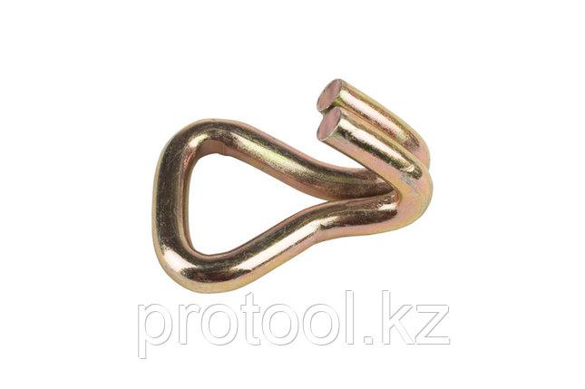 Крючок для стяжного механизма TOR 10,0т 75мм, фото 2