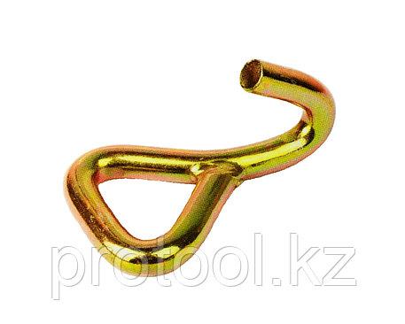Крюк для стяжных ремней TOR 5,0 т 50 мм JH50501, фото 2