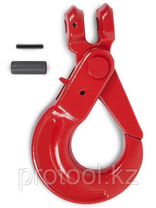 Крюк самозакрывающийся с вилочным креплением TOR 15,0 т, фото 2