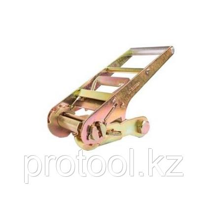 Стяжной механизм TOR 5,0т 50мм (алюминиевая ручка), фото 2