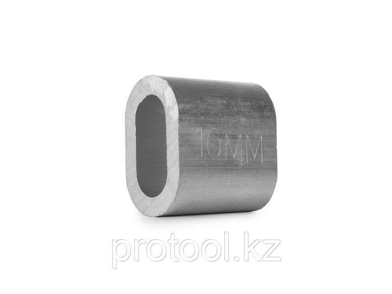 Втулка алюминиевая 10 мм TOR DIN 3093