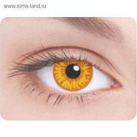 Карнавальные контактные линзы Adria Crazy - Орлиный глаз, в наборе 1шт