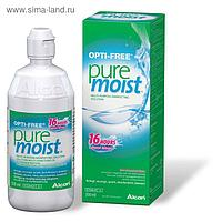 Раствор Opti-Free Pure Moist, 120 мл