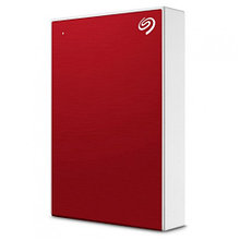 "Seagate STKB2000403 Внешний жесткий диск 2TB One Touch Black 2,5"" USB3.2 Красный Пластик"