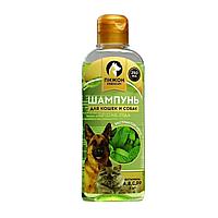 Шампунь против зуда с экстрактом мяты, для собак и кошек Пижон Premium, 250мл