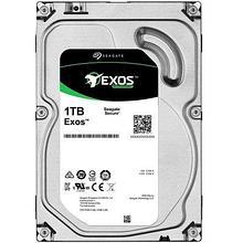 "Seagate ST1000NM001A жесткий диск 1Tb SAS Enterprise Capacity, Exos 7E8 512N, 3.5"" 128Mb 7200rpm"