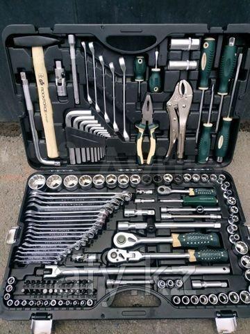 Набор инструментов 142 предмета force pro