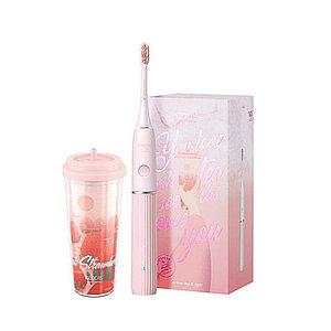 Умная зубная электрощетка Soocas V2 Pink