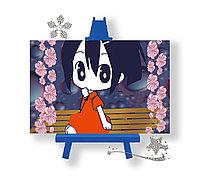 Детская картина стразами на рамке Х-137