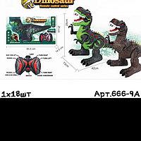 Динозавр на радиоуправлении арт. RS6123 ( есть подсветка глаз, рычит )