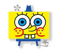 Детская картина стразами на рамке Х-152