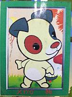 Детская картина стразами на рамке Х-170