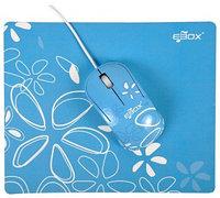 Мышь оптическая (USB) + коврик