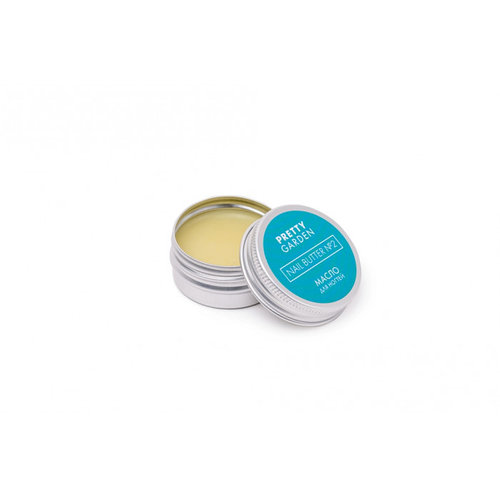 Масло для ногтей №2/ NAIL BUTTER, 10 г, PRETTY GARDEN