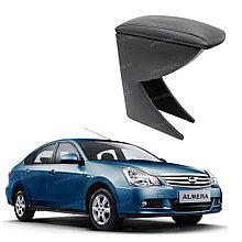 Подлокотник Lux для Nissan Almera G15 (2012-2018)