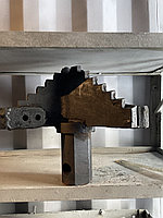 Долото шнековое 3-х лопастное D 420/т90