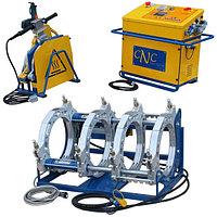 Автоматический стыковой сварочный аппарат Nowatech ZHCN-315RCNC с регистратором параметров сварки