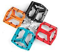 Ультралегкие нейлоновая педали для горного велосипеда, шоссейного, повседневного, bmx