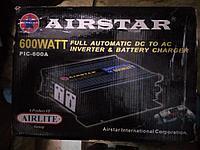 Инвентор с 12v на 220v 600 watt Airstar
