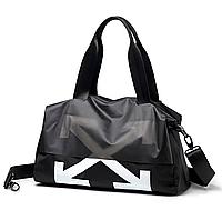 Универсальная спортивная сумка Черный