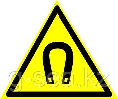 Знак Внимание! Магнитное поле