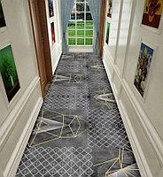 Коврик абстрактный метражом, дорожка, ковер Ширина 60 см