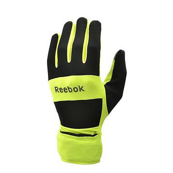 Всепогодные перчатки для бега Reebok размер L  RRGL-10134YL