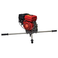 Мотобур ADA Ground Drill-14 Revers А00459, 4Т, 8 л.с., 3600 об/мин, d пос=20 мм, БЕЗ ШНЕКА