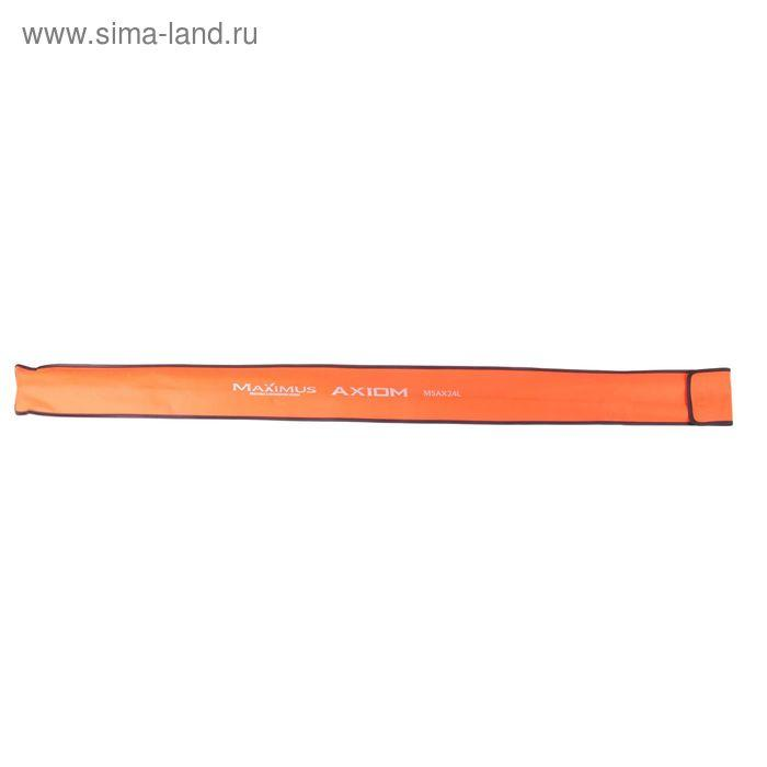Спиннинг Maximus Axiom 24L, длина 2,4 м, тест 3-15 г - фото 4