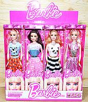 Упаковка помята!!!1701 Кукла Барби 12 шт, цена за 1шт 32*8см, фото 1
