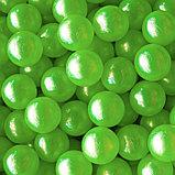 Шарики для сухого бассейна «Перламутровые», диаметр шара 7,5 см, набор 100 штук, цвет розовый, голубой, белый,, фото 6
