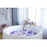 Шарики для сухого бассейна с рисунком, диаметр шара 7,5 см, набор 150 штук, цвет фиолетовый, фото 10
