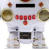 Робот радиоуправляемый «Защитник планеты», световые и звуковые эффекты, стреляет, русская озвучка, фото 3