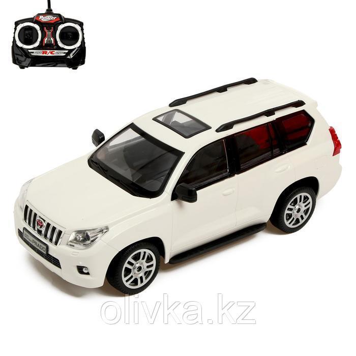 Машина радиоуправляемая Toyota Land Cruiser Prado, 1:16, МИКС