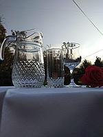 Аренда стаканов для воды и напитков (Pasabahce)